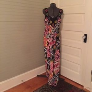 Muse exclusively for Boston Proper beaded dress